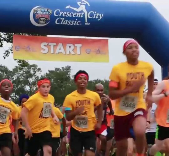 Allstate Sugarbowl – Youth Run NOLA