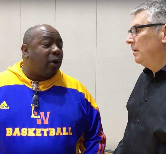 Interview: Coach Brian Gibson (Landry Walker)