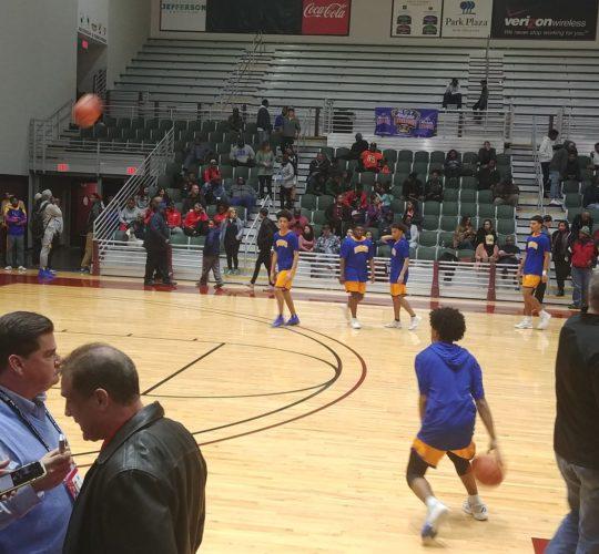 2018 Boys Bracket: Landry Walker vs Osceola High