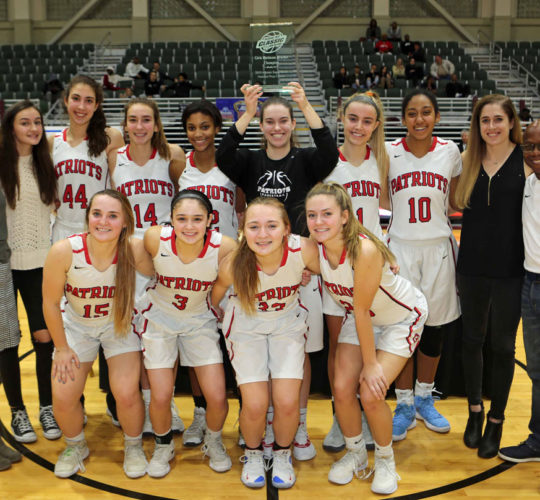 2019 Girls Platinum Bracket Winner – Germantown (PA)