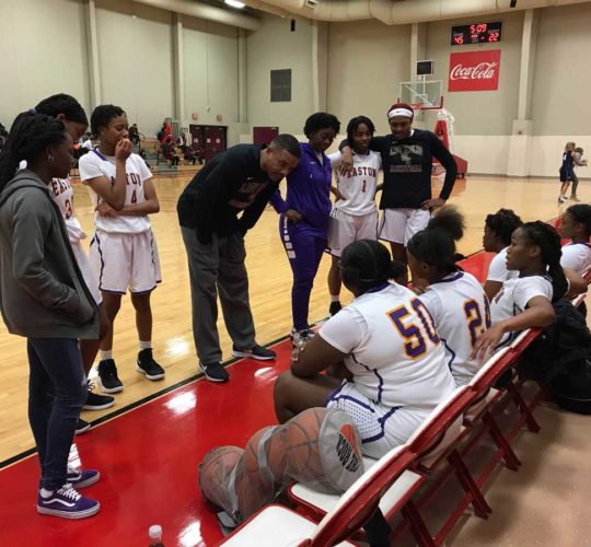 2019 Girls Platinum Bracket: Warren Easton