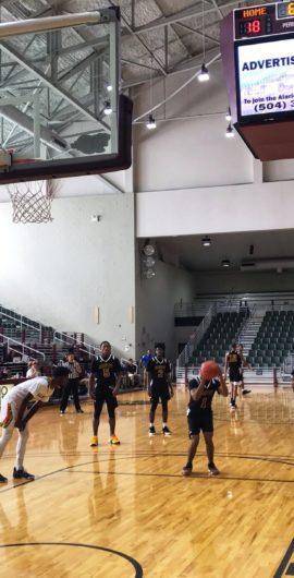 2019 Allstate Sugar Bowl Prep Classic: Landry Walker vs Crescent City