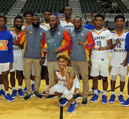 2019 Boys State Bracket Winner – Landry-Walker